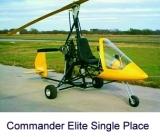 "Автожир ""Air Commander""."