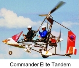 "Автожир ""Air Commander"" тандем."