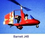 "Автожир ""Barnett J4B"""