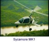 "Автожир ""Sicamore MK1 """