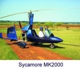 "Автожир ""Sicamore MK2000"""