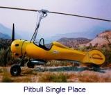 "Автожир ""Pitbull Single Place"""