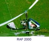 "Автожир ""RAF-2000"""