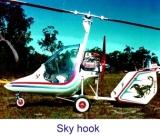 "Автожир ""Sky hook"""